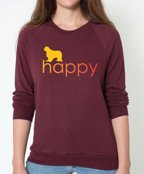 Righteous Hound - Unisex Happy Cavalier King Charles Spaniel Sweatshirt