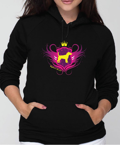 Righteous Hound - Unisex Noble Beagle Hoodie