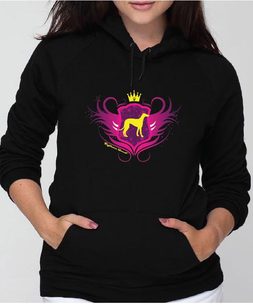 Righteous Hound - Unisex Noble Greyhound Hoodie