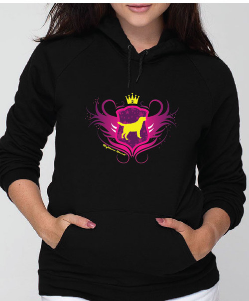 Righteous Hound - Unisex Noble Lab Hoodie