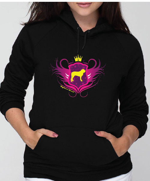 Righteous Hound - Unisex Noble Mastiff Hoodie