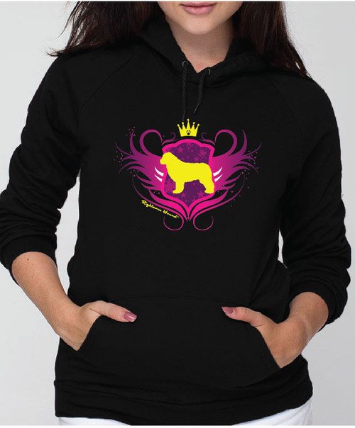 Righteous Hound - Unisex Noble Brittany Hoodie