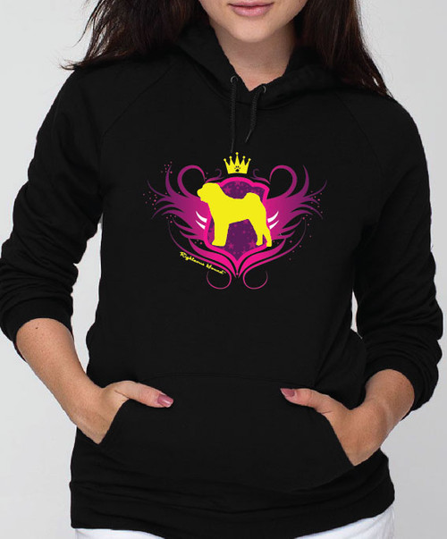 Righteous Hound - Unisex Noble Akita Hoodie
