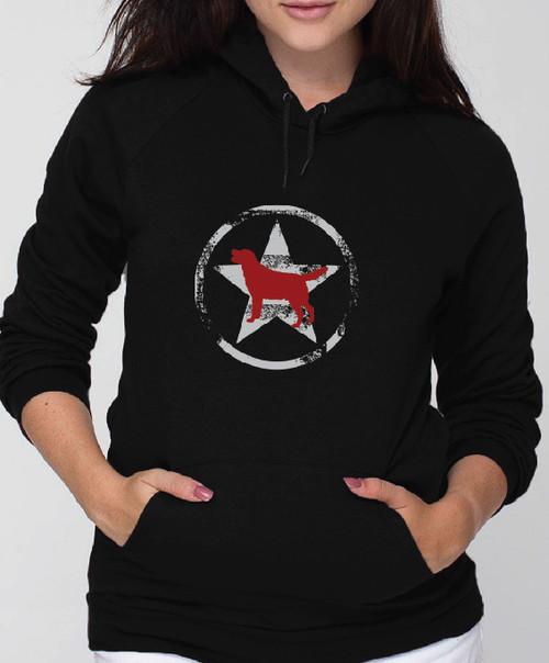 Unisex Allstar Labrador Retriever Hoodie
