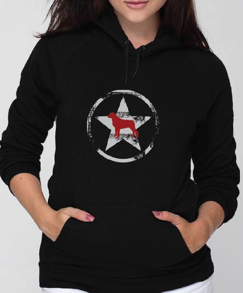 Unisex Allstar Rottweiler Hoodie