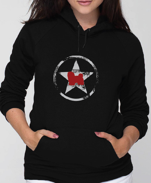 Unisex Allstar Havanese Hoodie