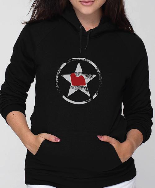 Unisex Allstar Maltese Hoodie