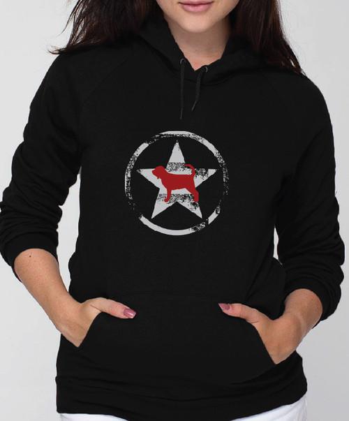 Unisex Allstar Bloodhound Hoodie