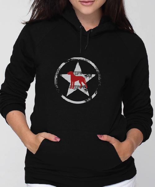 Unisex Allstar Dalmatian Hoodie
