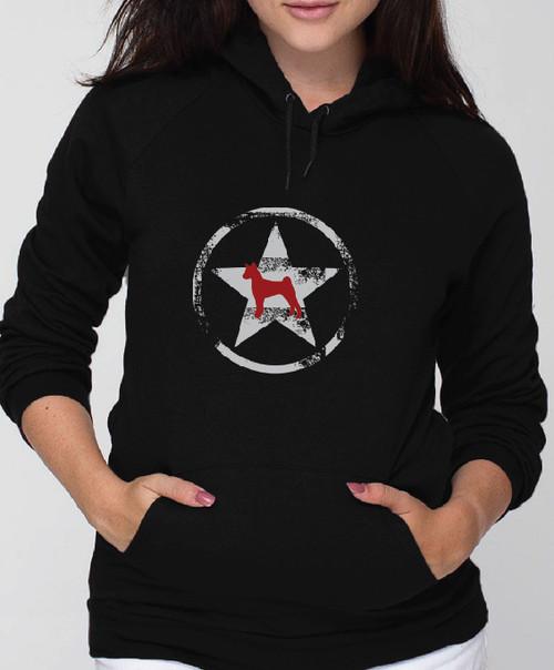 Unisex Allstar Basenji Hoodie