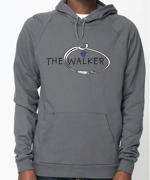 Dog Walker Unisex Hoodie