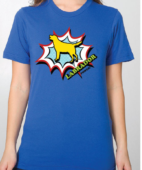 Unisex Comic Lab T-Shirt