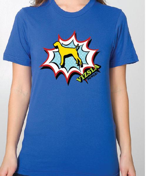 Unisex Comic Vizsla T-Shirt