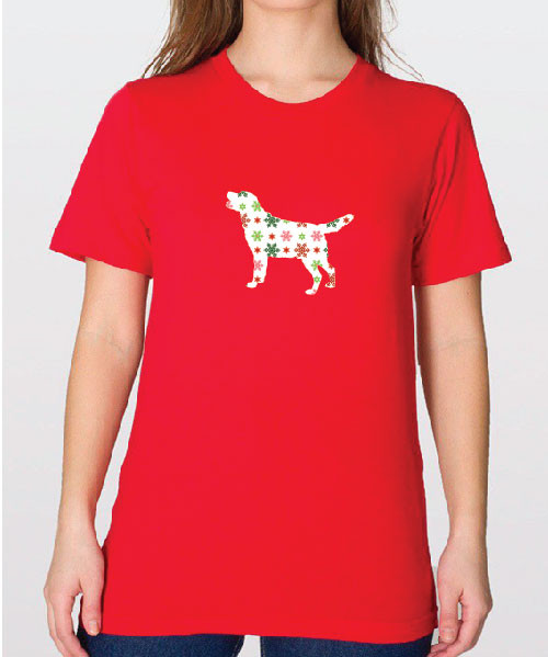 Unisex Holiday Lab T-Shirt