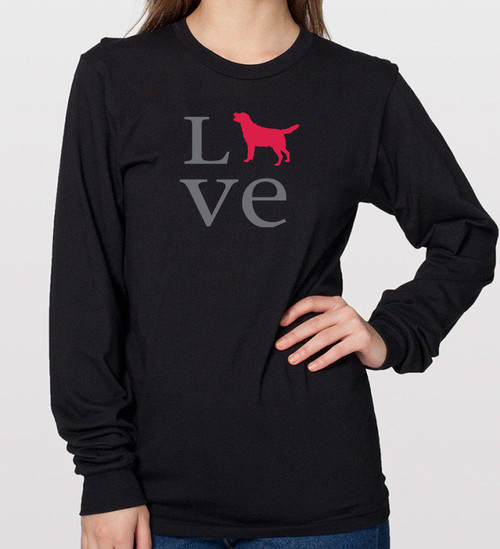 Unisex Long Sleeve LOVE Lab T-Shirt
