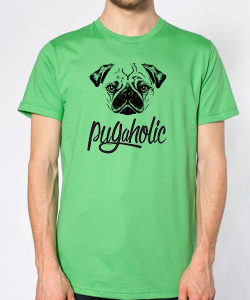 Pugaholic Unisex T-Shirt