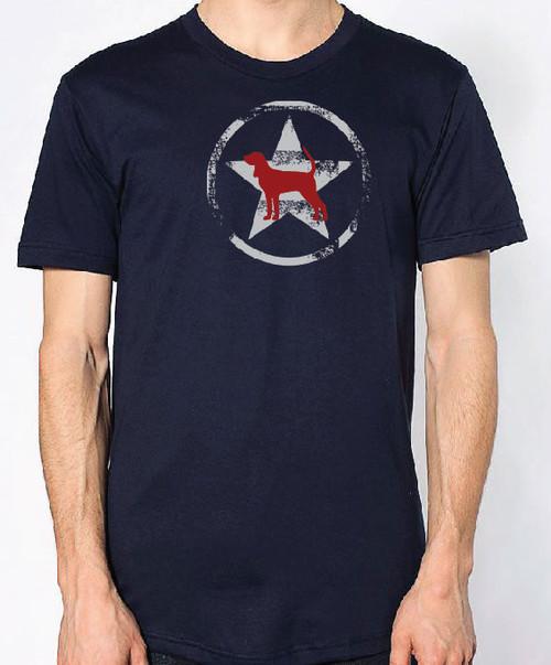 Righteous Hound - Unisex AllStar Coonhound T-Shirt