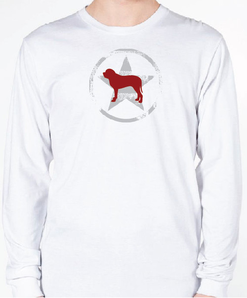 Unisex AllStar Mastiff Long Sleeve T-Shirt