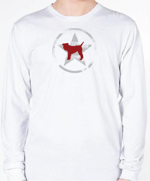 Unisex AllStar Schnauzer Long Sleeve T-Shirt
