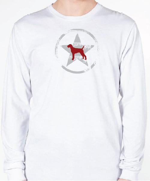 Unisex AllStar Vizsla Long Sleeve T-Shirt