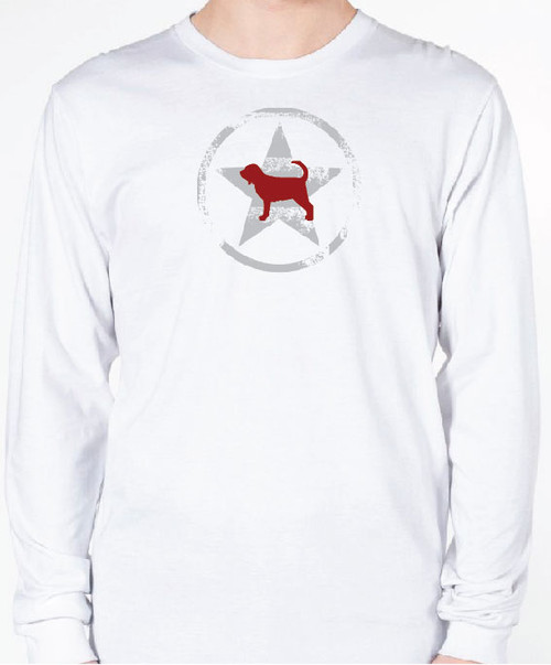 Unisex AllStar Bloodhound Long Sleeve T-Shirt