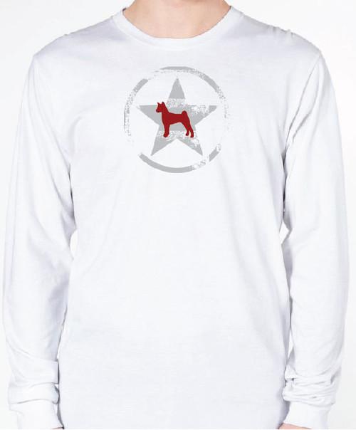 Unisex AllStar Basenji Long Sleeve T-Shirt