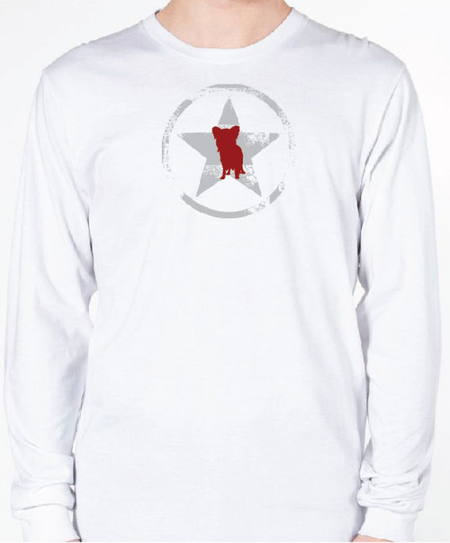 Unisex AllStar Papillon Long Sleeve T-Shirt