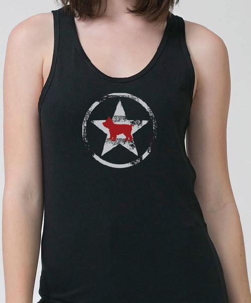 Unisex AllStar Yorkie Tank Top