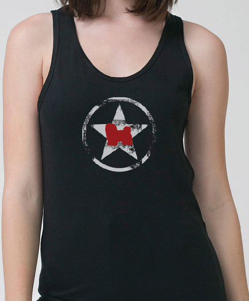 Unisex AllStar Havanese Tank Top