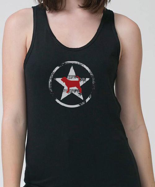 Unisex AllStar Bloodhound Tank Top