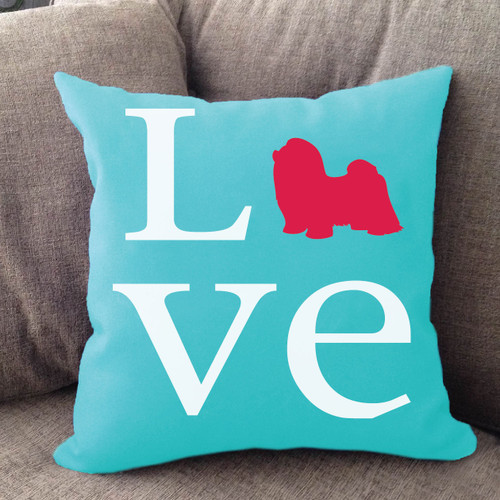 Shih Tzu Love Pillow