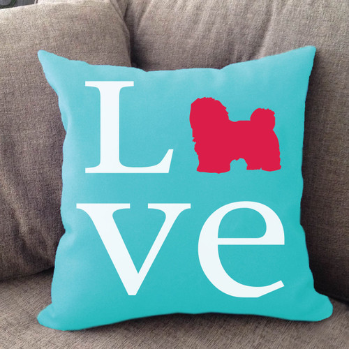 Havanese Love Pillow