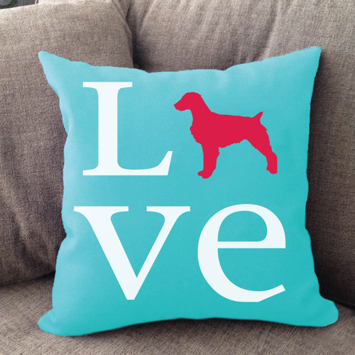 Brittany Love Pillow