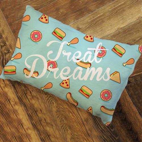 Treat Dreams Dog Bed