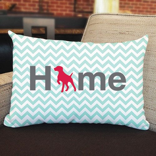Righteous Hound - Home German Shorthaired Pointer Pillow