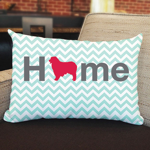 Righteous Hound - Home Australian Shepherd Pillow