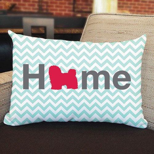 Righteous Hound - Home Havanese Pillow