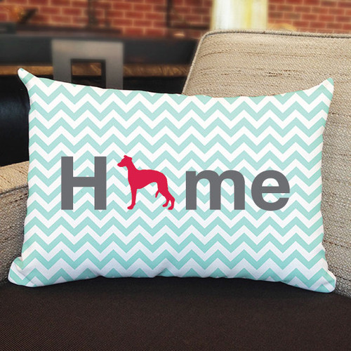Righteous Hound - Home Whippet Pillow
