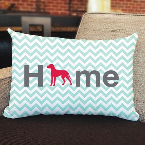 Righteous Hound - Home Dalmatian Pillow