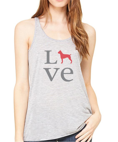 Righteous Hound - Flowy Love Boxer Tank