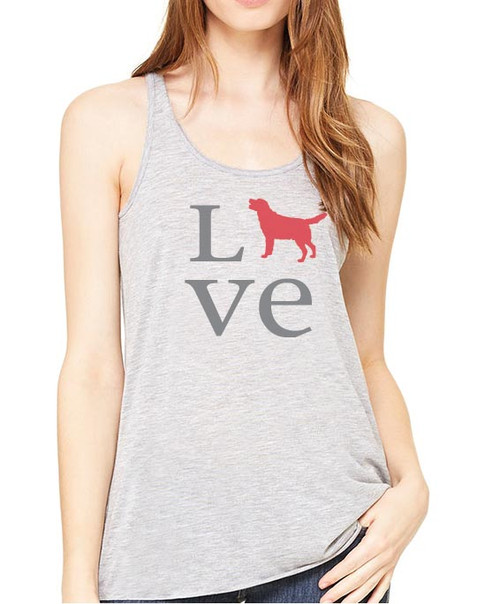 Righteous Hound - Flowy Love Lab Tank