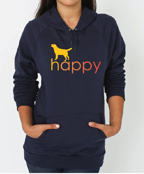 Righteous Hound - Unisex Happy Lab Hoodie