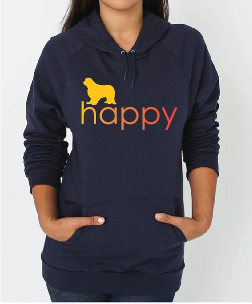 Righteous Hound - Unisex Happy Cavalier King Charles Spaniel Hoodie