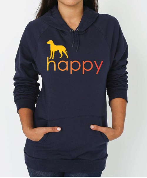 Righteous Hound - Unisex Happy Dalmatian Hoodie
