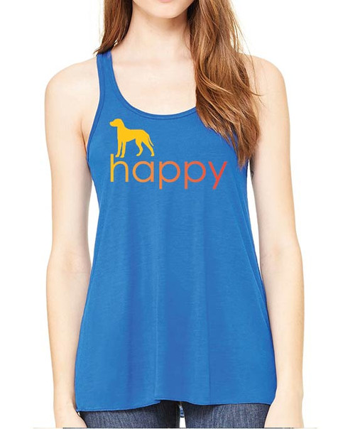 Righteous Hound - Flowy Happy Dalmatian Tank