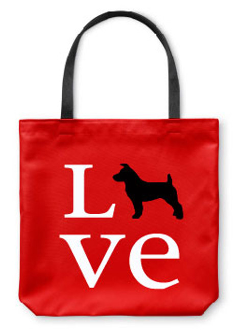 Righteous Hound - Love Jack Russell Tote Bag