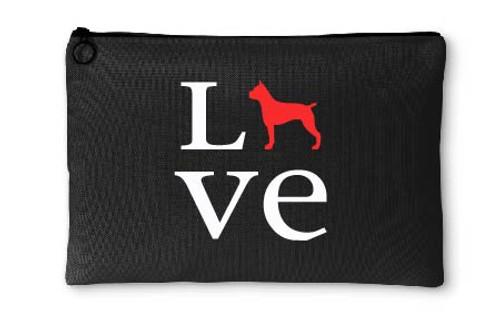 Boxer Love Accessory Pouch