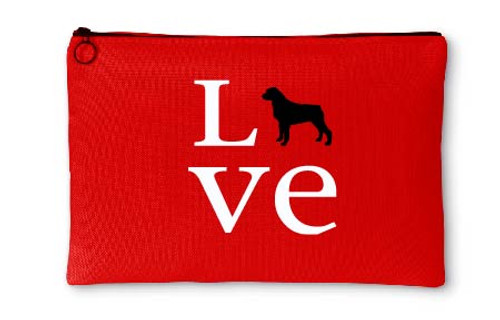 Righteous Hound - Love Rottweiler Accessory Pouch