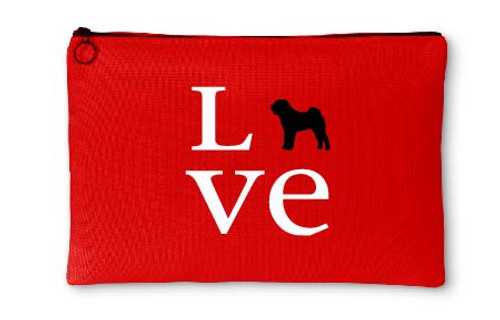 Righteous Hound - Love Shar-Pei Accessory Pouch