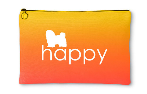 Righteous Hound - Happy Havanese Accessory Pouch